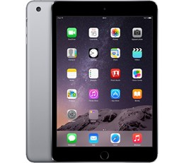 APPLE iPad mini 3 WiFi 16 GB Space Gray refurbished
