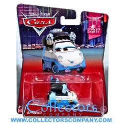 PRE-ORDER Shigeko - Disney Pixar Cars Mainline