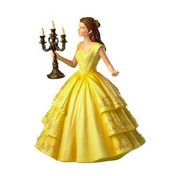Belle live-action Disney Couture de Force beeldje