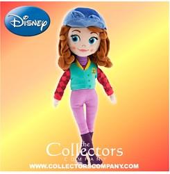 Sofia het Prinsesje als paardrijdster knuffel - Disney Store