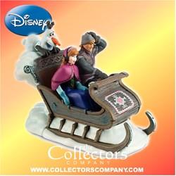 PRE-ORDER Frozen slee speelgoed - Disney Store