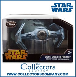 Darth Vader Tie Fighter schaalmodel - Star Wars - Disney Store
