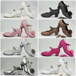 63d56694fd108e De Mooiste Spaanse Flamenco Schoenen! Spaanse Flamenco Schoentjes ...