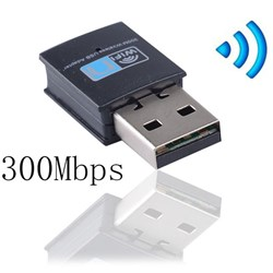 Mini wifi adapter 300 mbps